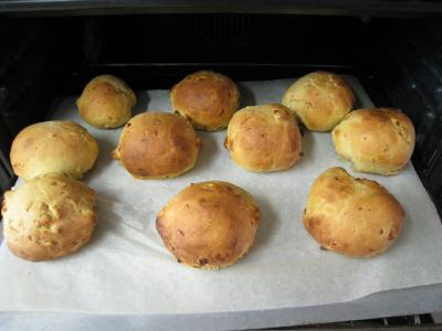 Pain au citron aux noix de cajou et raisins secs - 13.1