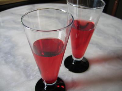 Cocktail de liqueur de litchis - 1.2