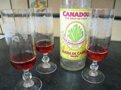 Cocktail de Pâques au Champagne - 1.2