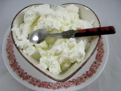 Artichauts et mayonnaise chantilly - 6.3