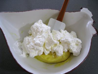 Sauce mayonnaise chantilly - 8.2
