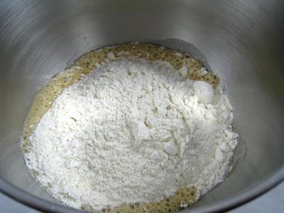 Fougassettes aux lardons - 3.1