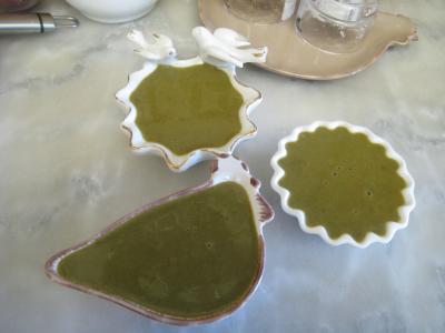 Recette Sauce verte pour poisson