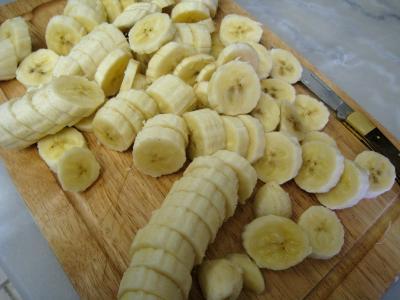 Confiture de bananes et de poires au gingembre - 2.2