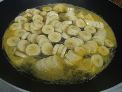 Confiture de bananes et de poires au gingembre - 4.4