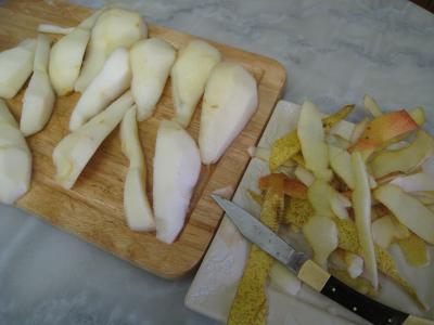 Confiture de bananes et de poires au gingembre - 2.4