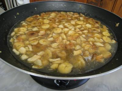 Confiture de bananes et de poires au gingembre - 6.1