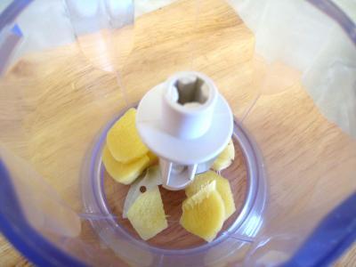 Confiture de bananes et de poires au gingembre - 3.2