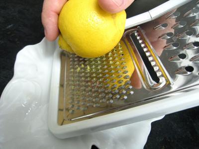 Tagliatelles au citron et à la truite fumée - 1.2