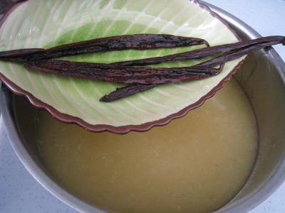 Gelée de citrons à la vanille - 3.3