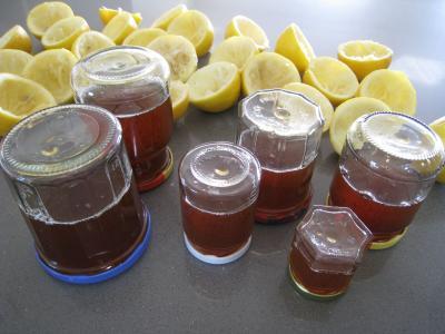 Gelée de citrons à la vanille - 7.1