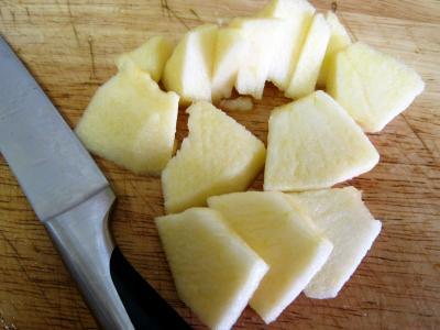 Gâteau de Pâques aux champignons et au jambon de Parme - 11.4