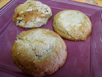 Gâteau de Pâques aux champignons et au jambon de Parme - 18.1
