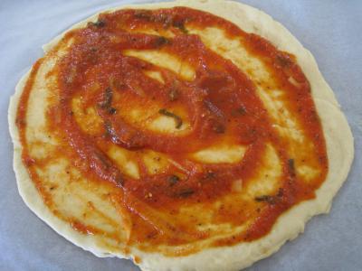 Pizza marinara aux moules à l'italienne - 17.1