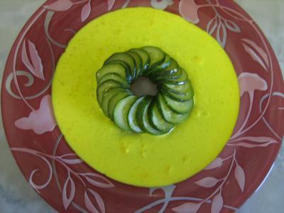 Courgettes au cumin et au pastis - 6.2
