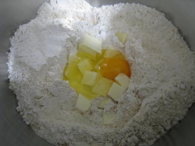 Pain à la farine de châtaignes - 3.4