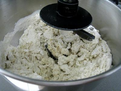 Pain à la farine de châtaignes - 4.2