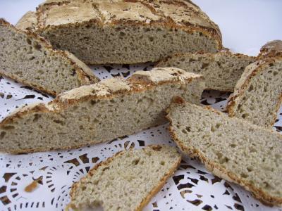 Cuisine corse : Pain à la farine de châtaignes