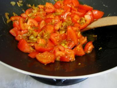 Gambas aux épices façon orientale - 6.4