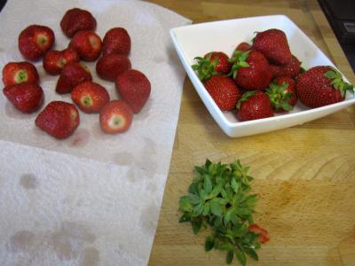 Gelée de fraises au cidre - 1.2