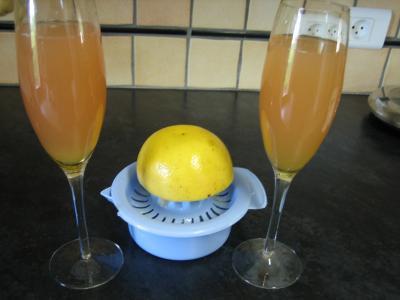 Kir au pomelo - 3.4