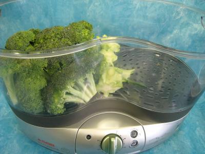Légumes vapeur (artichauts, brocolis, carottes, fenouil) - 8.1