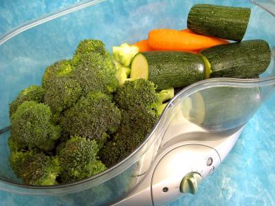 Légumes vapeur (artichauts, brocolis, carottes, fenouil) - 8.3