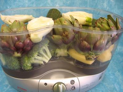 Cuisine vapeur et cuisine l 39 eau fiche cuisine vapeur for Cuisine a la vapeur