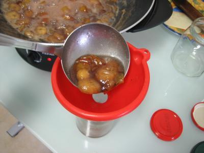 Marmelade de nectarines et bananes - 5.1