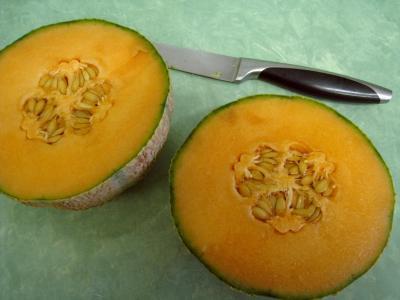 Melon glacé à la liqueur de Chartreuse - 1.4