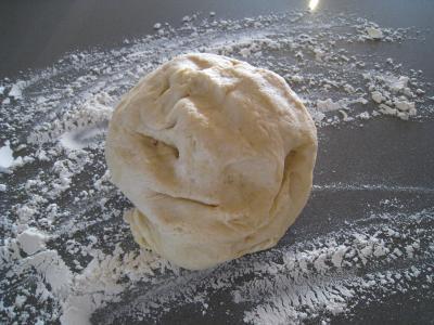 Pain au beurre en couronne façon antillaise - 5.4