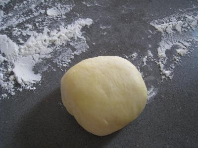Pain au beurre en couronne façon antillaise - 6.4