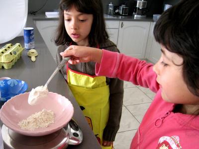 Gâteau Breton - 1.1