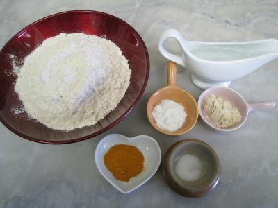 Ingrédients pour la recette : Pâte à wonton