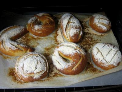 Petits pains à l'épeautre - 11.3