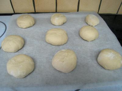 Petits pains anglais - 7.3