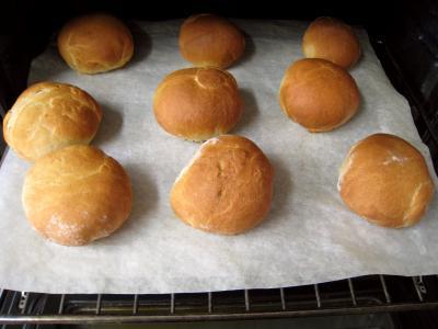 Petits pains anglais - 9.1