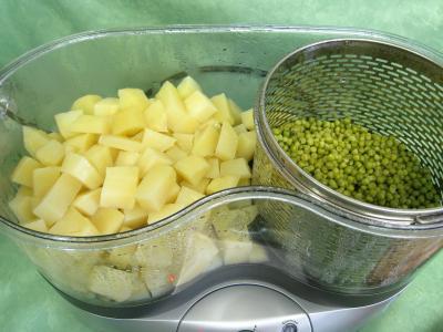 Pommes de terre et saumon en salade - 8.1