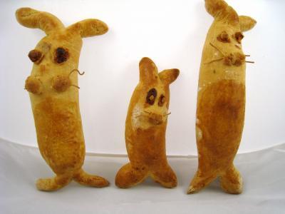 Recette Lapins et lapinoux de Pâques