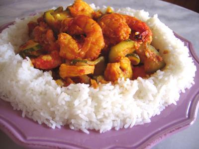 Cuisine r unionnaise fiche cuisine r unionnaise et - Specialite africaine cuisine ...