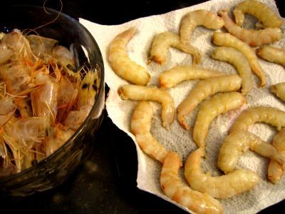 Cari de crevettes et courgette façon réunionnaise - 3.2