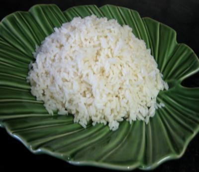 Image : Assiette de riz à la créole