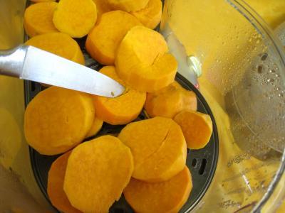 Purée de patates douces - 4.1