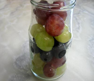 Raisins au vinaigre parfumé - 3.1
