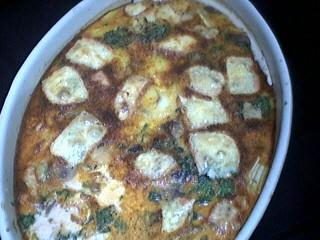 fromage maroilles : Plat de pommes de terre au Maroilles