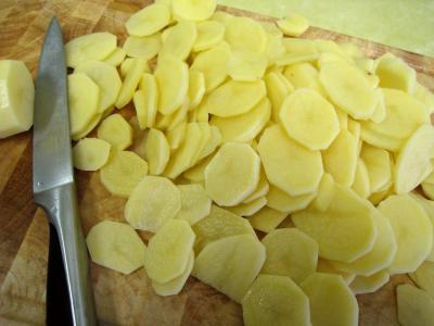 "Pommes de terre en gratin façon ""Bayenne"" - 2.1"