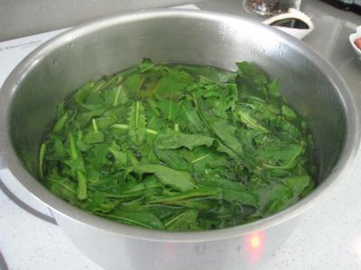 Salade de pissenlits au lard à l'ardennaise - 5.3