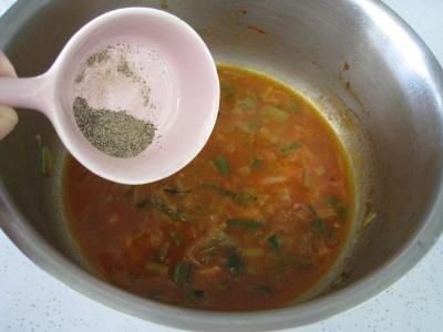 Sauce sainte-Ménéhould à la tomate - 4.3