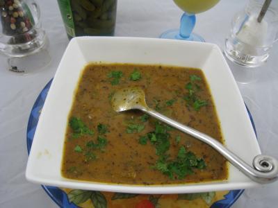 Recette Ramequin de sauce sainte-Ménéhould à la tomate