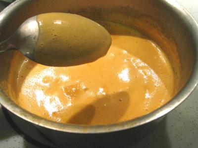 Sauce à l'ananas - 5.2